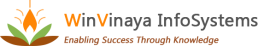 Logo of WinVinaya Infosystems