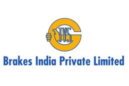 Logo of Brakes India