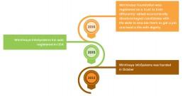WinVinaya InfoSystems timeline