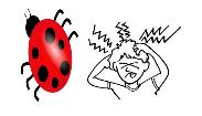 Image indicating Bug logging